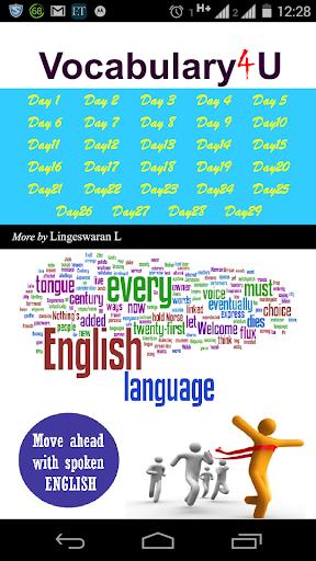English Vocabulary4U