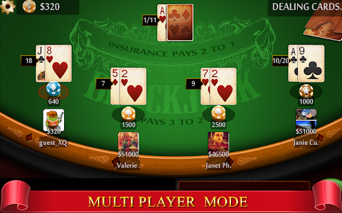 BlackJack Royale - 21 Live- screenshot thumbnail