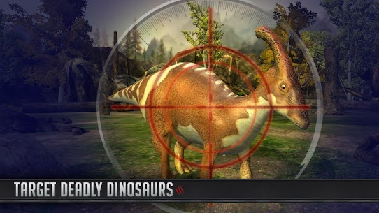 Dinosaur Hunter 2018 2.9 Mod Apk (Unlimited Money) Download 9