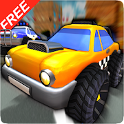 Super Taxi Truck Race RC-FREE