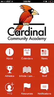 Cardinal Community Academy- screenshot thumbnail