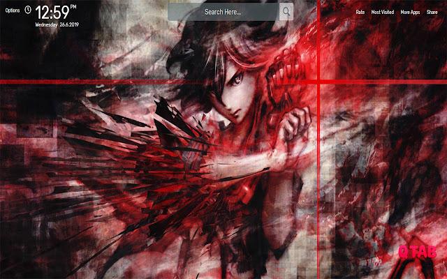 Kill La Kill Wallpapers HD Theme