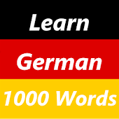 Learn German 1000 words