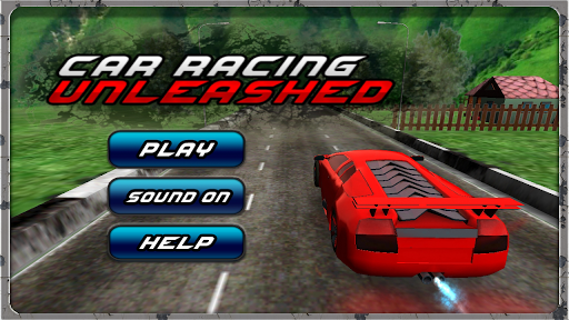 Car Racing Unleashed - 3D Game