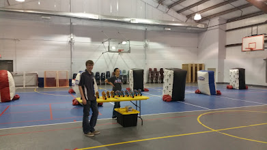 Photo: Attention parents of 4th and 5th graders - Free laser tag tonight at 6pm! Food and fun! Join us at Highpoint Fellowship Sports Center in Cedar Park