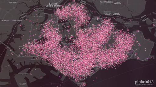 Pink Dot SG stays connected, spreading love in 2021