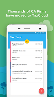 TaxCloud — Income Tax Return- screenshot thumbnail