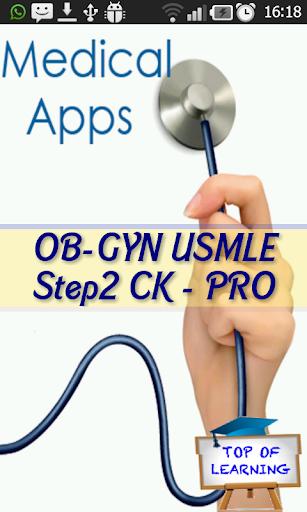 OB-GYN USMLE Stp2 CK 300 Q A