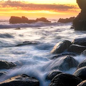 Boulders Headland Sunrise L.jpg