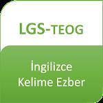LGS-TEOG İngilizce Kelime Ezber Icon