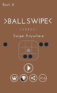 Ball Swipe Screenshot