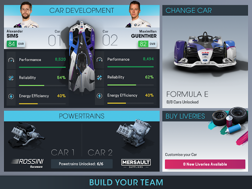 Motorsport Manager Online modavailable screenshots 18