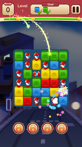 Cube Blast - Magic Blast Game android2mod screenshots 2