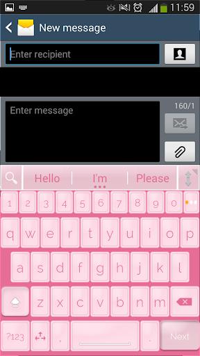 A. I. Type Soft Pink
