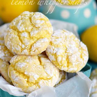 Lemon Whippersnaps.