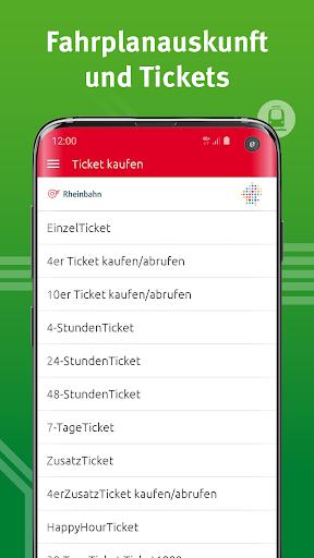 VRR-App - Fahrplanauskunft 5.37.14418 screenshots 2