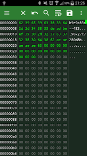 Hex Editor Pro Screenshot