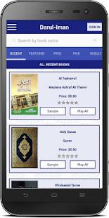 Darul Iman - Islamic Audio Books - náhled