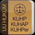 Buku Hukum Pidana Perdata KUHP icon
