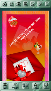 Invites For Romantic Dinner - náhled
