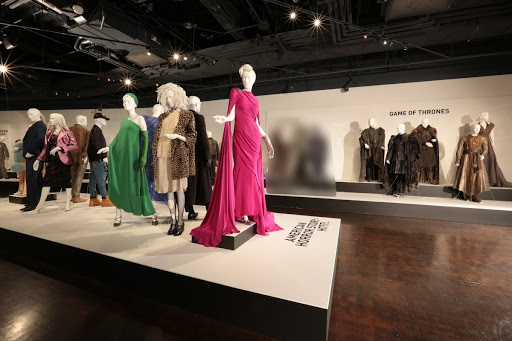 Outstanding Art of Television Costume Design Exhibition