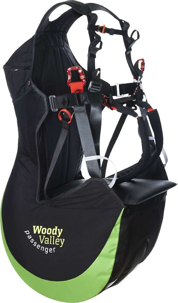 Woody Valley Passenger Harness