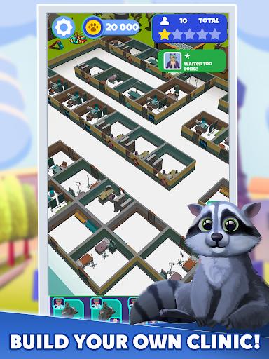 Idle Pet Hospital Tycoon 1.2 Mod screenshots 5