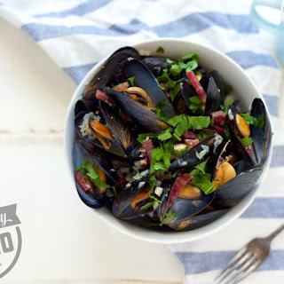 Moules Et Frites—Mussels & Fries Recipe