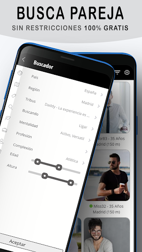 Download Adanel: chat gay para ligar y buscar citas gratis 2.1.8 2