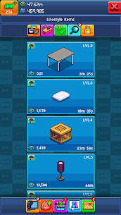PewDiePie's Tuber Simulator MOD (Unlimited Money) 6