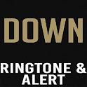 Down Ringtone and Alert icon