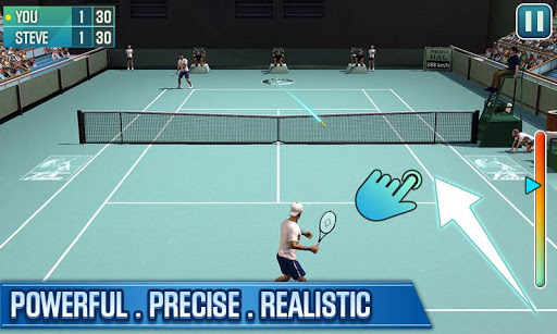 Tennis Champion 3D - Virtual Sports Game hack tool