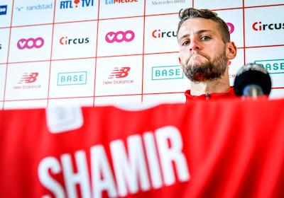 Shamir is een heel slimme voetballer