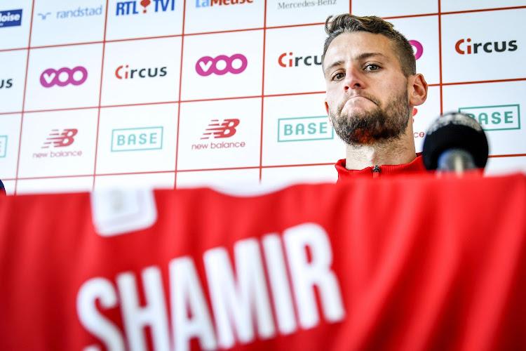 """Ronny Rosenthal (ex-Standard, Liverpool) laat zijn licht schijnen over Shamir : """"Heel slimme jongen"""""""