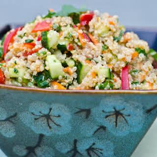 Quinoa Salad Vinaigrette Recipes.