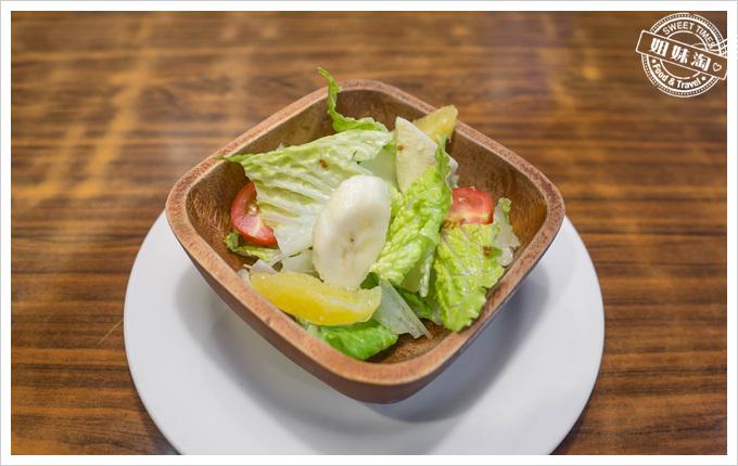 哩啦歐亞開胃法式蔬果沙拉