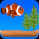 お魚タッチ(認知機能評価:注意の集中力、注意の分配力、目と手の協調性) - Androidアプリ