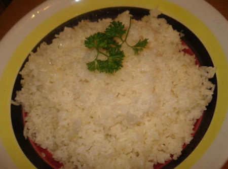 Cuban Fluffy White Rice Recipe
