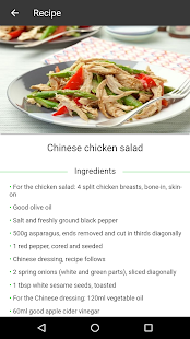 The Perfect Salad Recipes! - náhled