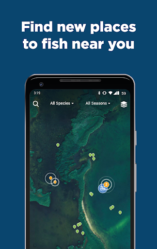 Download Fishbrain - local fishing map and forecast app For PC 2