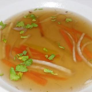 Homemade Fish Stock Recipe