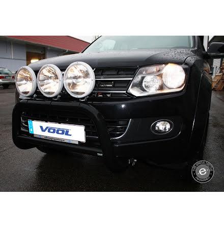 VW Amarok 2011-2016 EU Frontbåge (Svart)