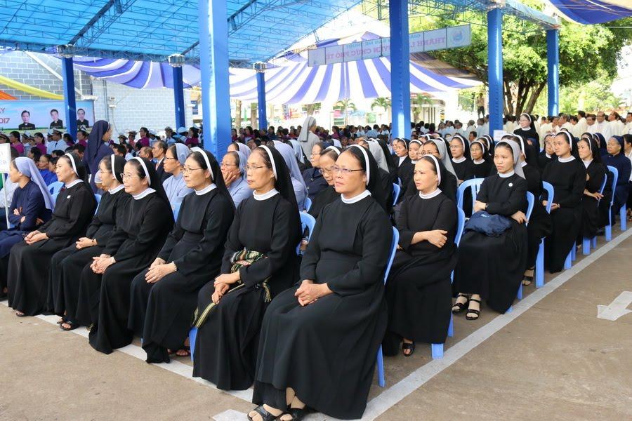 Lễ Tấn Phong chức Phó tế tại nhà thờ Chính Tòa Ban Mê Thuột - Ảnh minh hoạ 6