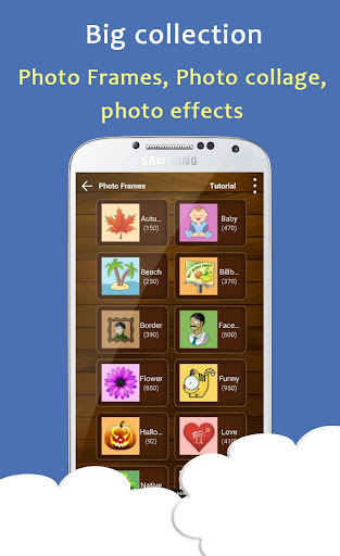 Frame Photo Collage 5.2 screenshots 1