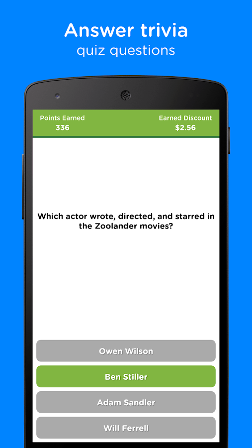 Total trivia android apps on google play total trivia screenshot fandeluxe Gallery