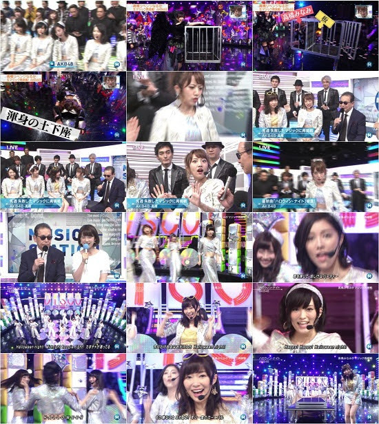 (TV-Music)(1080i) AKB48 Part – Music Station 150904