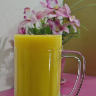 Mango Melon Juice Recipe