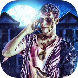 Zombie Phone Call Prank Icon