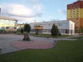 Photo: Zrekonštruovaný Dom kultúry na sídlisku Medvedzie.