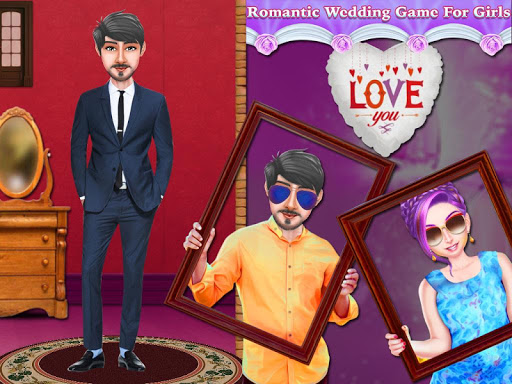 Marry Me - Romantic Wedding Game For Girls 1.0 screenshots 1